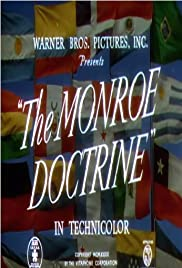 The Monroe Doctrine Poster