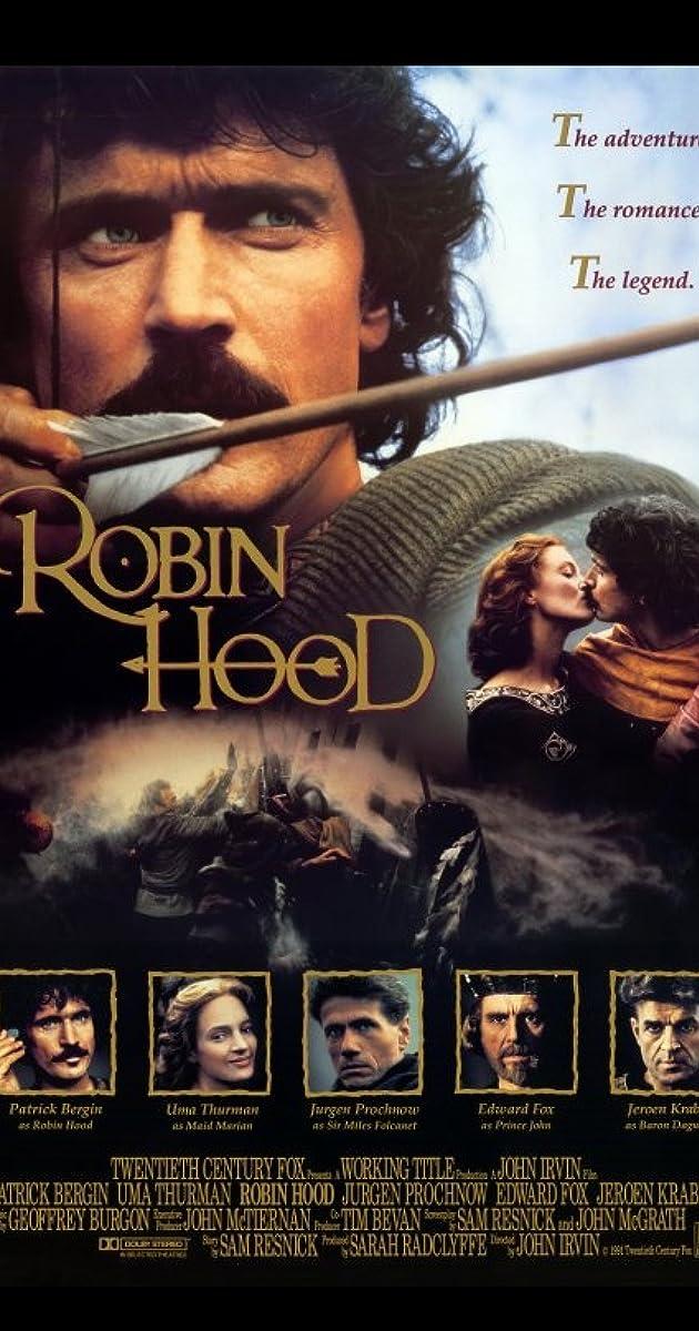 Subtitle of Robin Hood