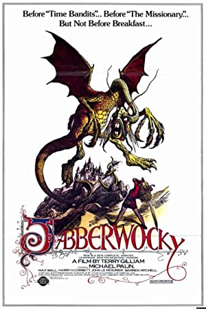 Where to stream Jabberwocky