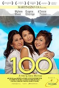 Mylene Dizon, Tessie Tomas, and Eugene Domingo in 100 (2008)