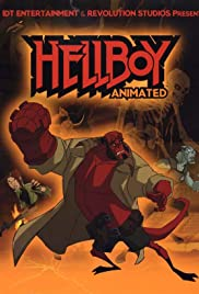 Hellboy Animated: Iron Shoes Poster