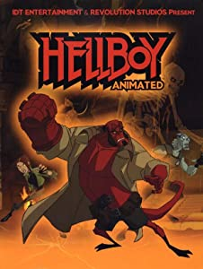 Hellboy Animated: Iron Shoes full movie download 1080p hd