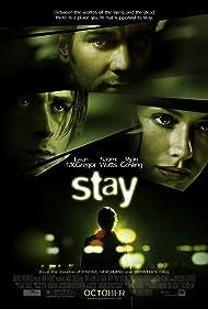 Ewan McGregor, Ryan Gosling, and Naomi Watts in Stay (2005)