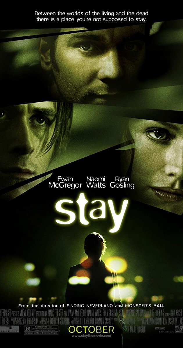 Subtitle of Stay