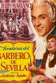 The Adventurer of Seville Poster