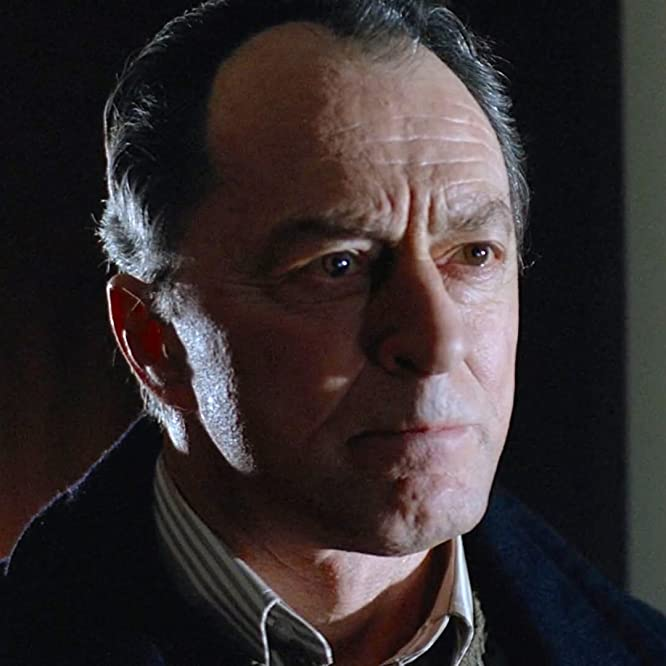 Peter Donat in The X-Files (1993)