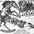 Sterling Holloway, Eddie Dean, William Farnum, and Bob Steele in Wildfire (1945)
