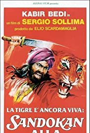 The Tiger Is Still Alive: Sandokan to the Rescue Poster