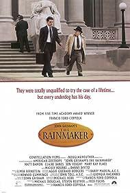 Matt Damon and Danny DeVito in The Rainmaker (1997)