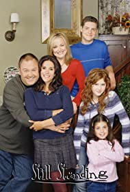 Jami Gertz, Mark Addy, Jennifer Irwin, Renee Olstead, Taylor Ball, and Soleil Borda in Still Standing (2002)