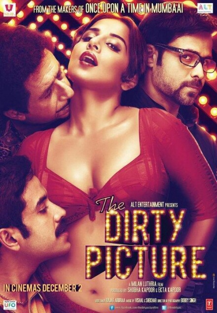 The Dirty Picture (2011) Hindi 720p BluRay x264 ESubs
