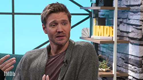 "Chad Michael Murray Is a Mystery Wrapped in an Enigma on ""Riverdale"""