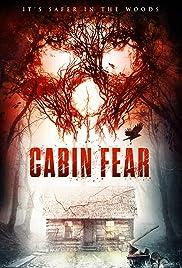 Cabin Fear Poster
