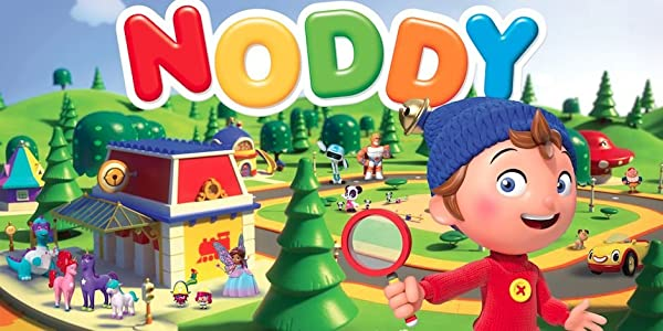 Ver películas xvid Noddy, Toyland Detective: Noddy and the Case of the Lost Race [Mp4] [720x576] [mp4]