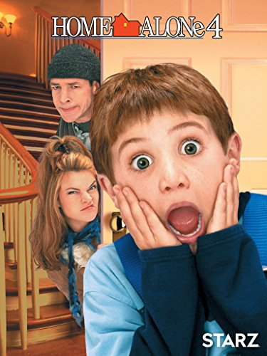 Home Alone 4 Taking Back the House 2002 Hindi Dual Audio 300MB BluRay ESubs 480p Download