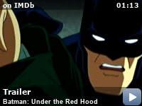 Batman Under The Red Hood Video 2010 Imdb