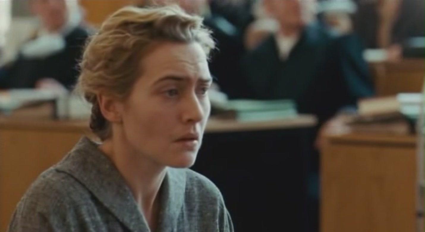 Consider, that Kate winslet reader think