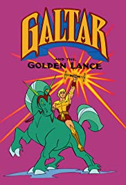 Galtar and the Golden Lance Poster - TV Show Forum, Cast, Reviews