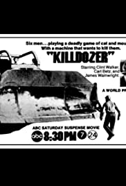 Killdozer (1974) Poster - Movie Forum, Cast, Reviews