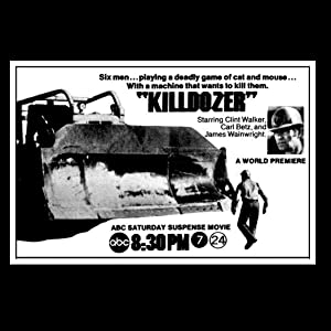 HD movie 1080p download Killdozer by John Llewellyn Moxey [1920x1080]