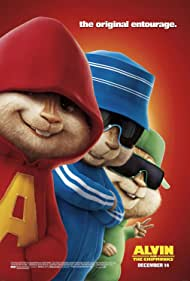 Justin Long, Jesse McCartney, and Matthew Gray Gubler in Alvin and the Chipmunks (2007)