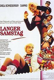 Langer Samstag Poster