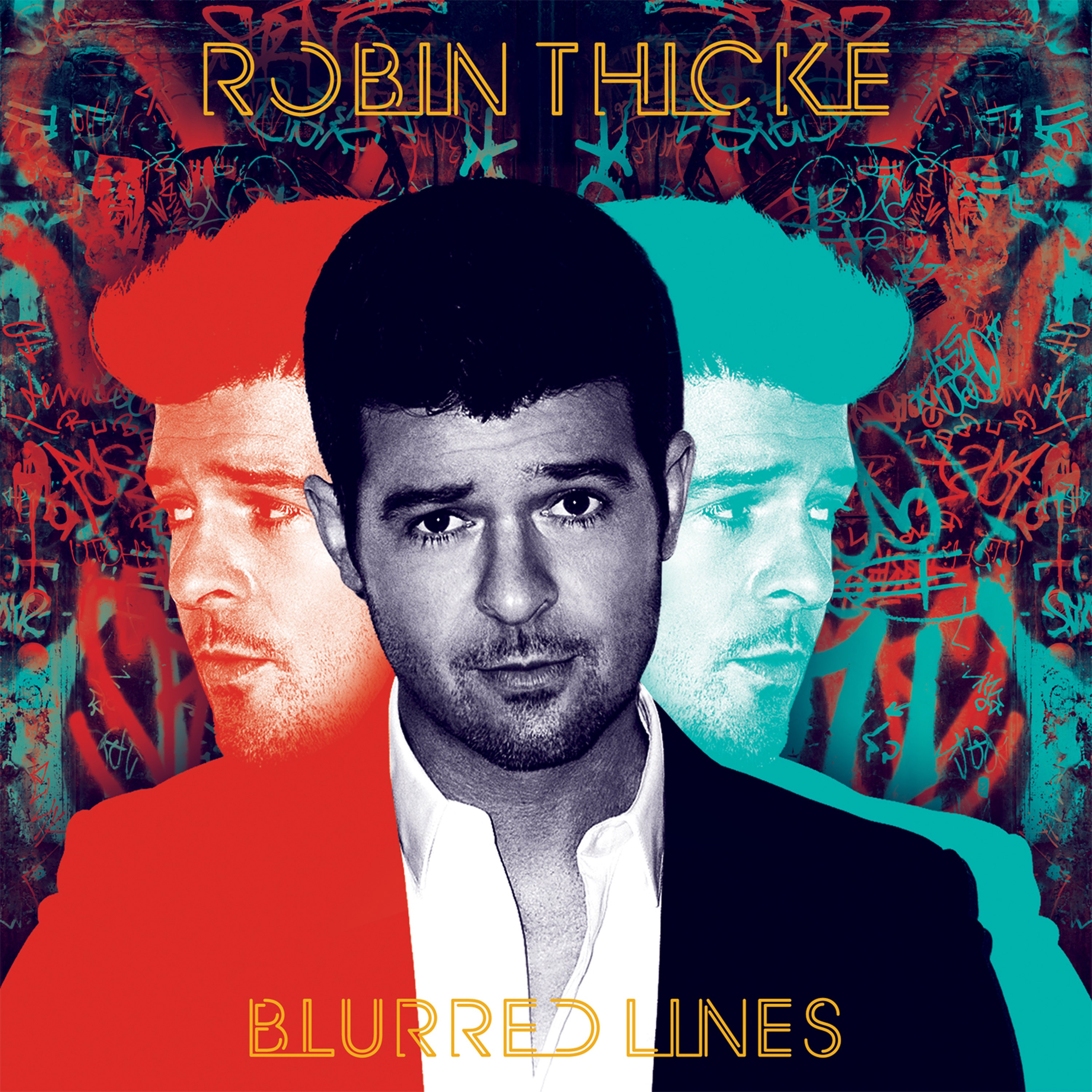 Naked dick thicke Robin