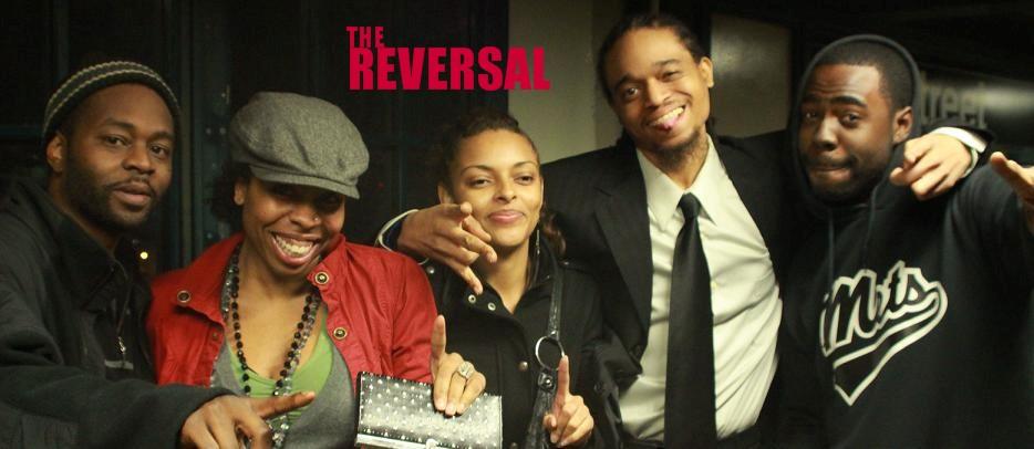 Keef Louda, Reginald Weldon, Sabrina Gilbert, Ananiki Peoples, and Cory Black in The Reversal (2013)