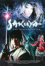 Sakuya: Slayer of Demons Poster