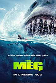 The Meg (2018) Poster - Movie Forum, Cast, Reviews