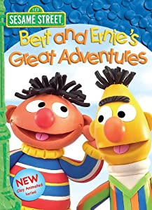 Full movie direct download Sesame Street: Bert and Ernie's Great Adventures by none [SATRip]