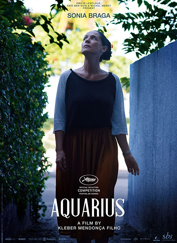 Sônia Braga in Aquarius (2016)