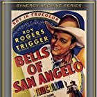 Roy Rogers, Andy Devine, and Dale Evans in Bells of San Angelo (1947)