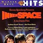 Meg Ryan, Dennis Quaid, and Martin Short in Innerspace (1987)