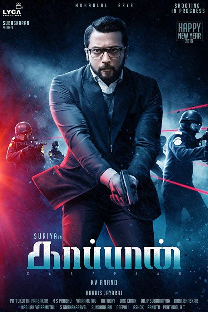 Kaappaan 2019 Tamil Full Movie 480p HDRip 400MB MKV