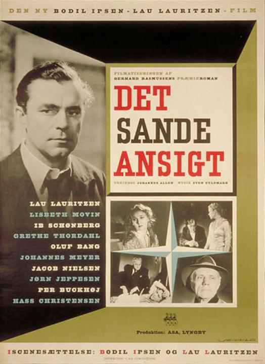 Det sande ansigt (1951)
