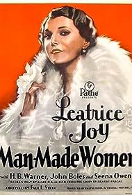 John Boles, Leatrice Joy, Seena Owen, Paul L. Stein, and H.B. Warner in Man-Made Women (1928)
