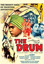 The Drum Poster