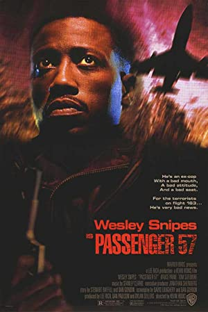 Movie Passenger 57 (1992)