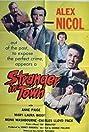 Stranger in Town (1957) Poster