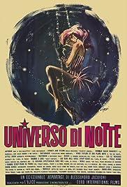 Universo di notte Poster