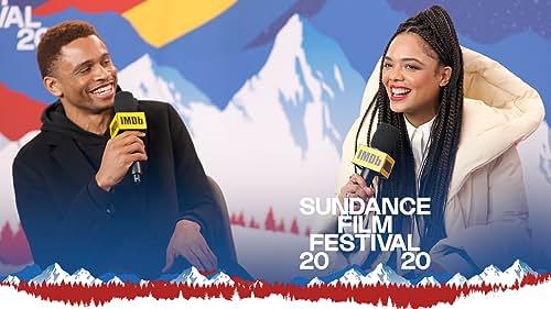 Fall for Tessa Thompson and Nnamdi Asomugha in 'Sylvie's Love'