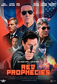 Red Prophecies Poster
