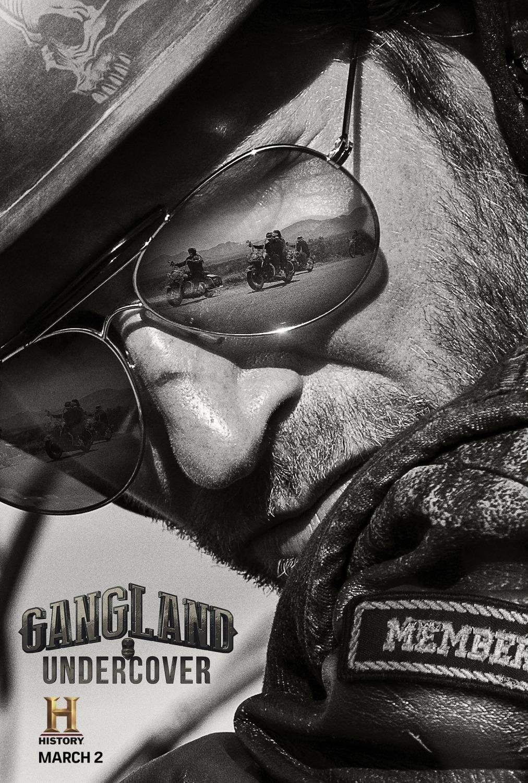 Gangland Undercover Season 2 COMPLETE WEBRip 480p & 720p