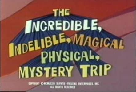Clip downloadable free movie The Incredible, Indelible, Magical Physical, Mystery Trip USA [mkv]