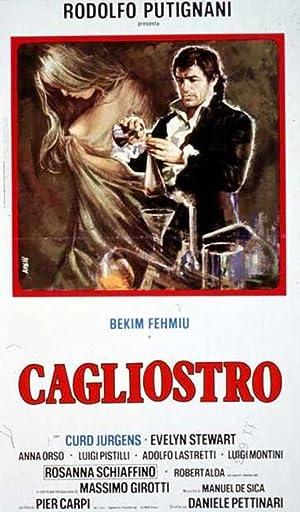 Where to stream Cagliostro