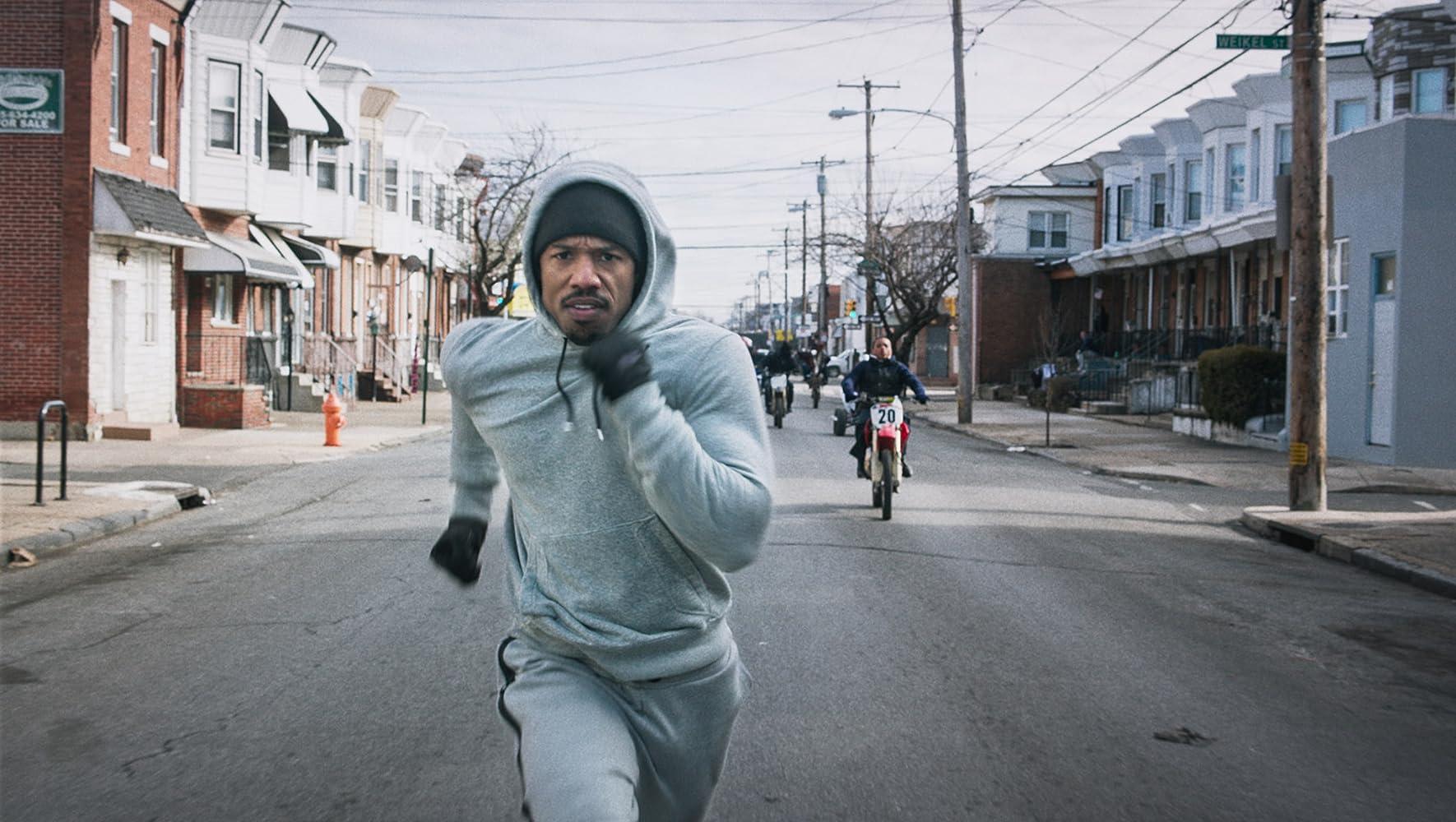 Michael B. Jordan in Creed (2015)