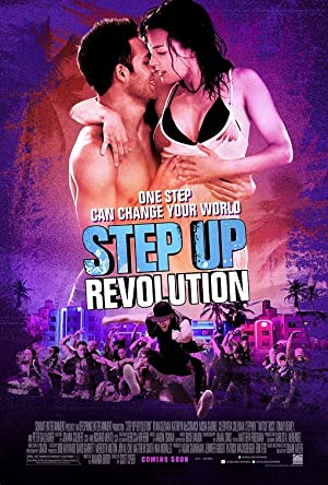Movie Step Up Revolution (2012)