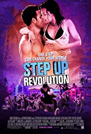 Step Up Revolution (2012) Poster - Movie Forum, Cast, Reviews