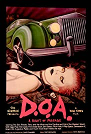 D.O.A. (1980) Poster - Movie Forum, Cast, Reviews